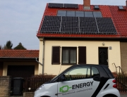 Photovoltaikanlage ED-ENERGY Smart