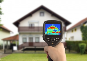 Thermal Image of the House - EnEV 2014 2016