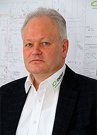 Bernd Sachse, Heating Engineer